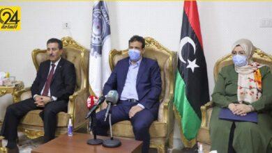 أبوجناح ووزيرة العدل يتفقدان احتياجات بلدية العزيزية