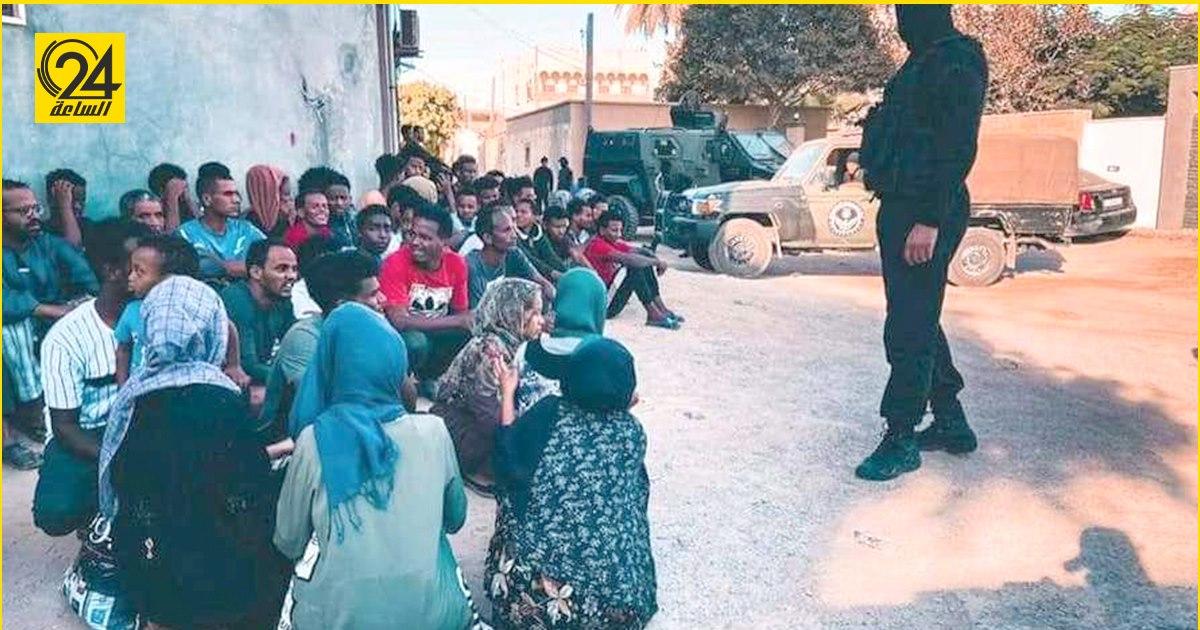 وثيقة أممية: صوماليات تعرضن للاغتصاب.. و5152 مهاجراً معتقلاً بعد حملة قرقارش