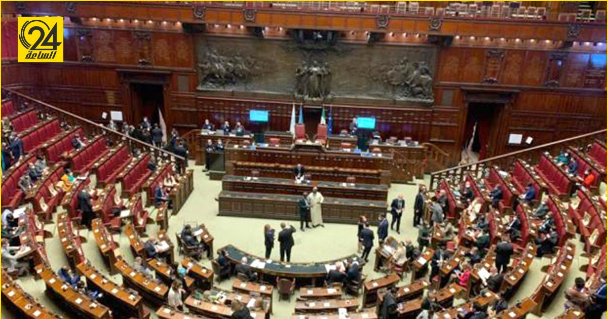 النويري من روما: أنجزنا قانون الانتخابات.. ونواجه تحديات