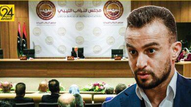 محمد الجارح: عقيلة صالح يخطط للترشح للرئاسة