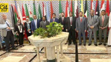 ليبيا تشارك في اجتماع منطقة التجارة الحرة العربية الكبرى بالجامعة العربية