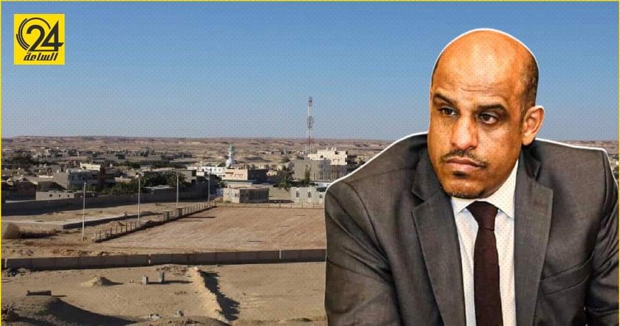 """""""الجويفي"""" يوجه بإنشاء ملعب لكرة القدم في بلدية الجغبوب"""