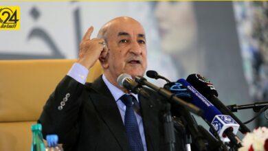 الرئيس الجزائري: اقترحنا أن تبدأ الانتخابات الليبية في 24 ديسمبر وتستمر شهرين