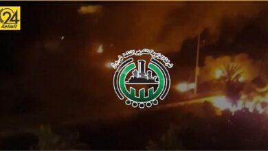 «الزاوية لتكرير النفط»: إصابة 13 خزان ومحول كهرباء للمحطة الرئيسية خلال الاشتباكات المسلحة
