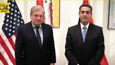 السفير الأمريكي: دعمنا للمفوضية العليا للانتخابات مستمر