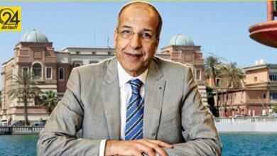 مصرف ليبيا المركزي: الكبير شارك في قمة مبادرة الشرق الأوسط الأخضر