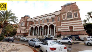 المصرف المركزي يسلم سيولة لغريان والمنطقة الجنوبية بقيمة 36 مليون دينار