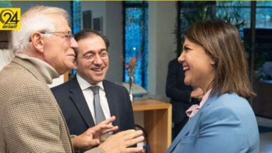 بوريل لـ«المنقوش»: مستعدون لدعم مبادرتك ومرافقة ليبيا نحو انتخابات ديسمبر