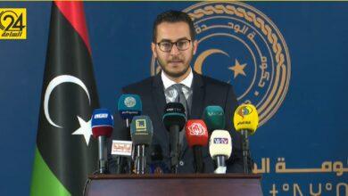 «حمودة»: كلمة الدبيبة الليلة رسالة طمأنة لكل الليبيين وللمنطقة الشرقية بصفة خاصة