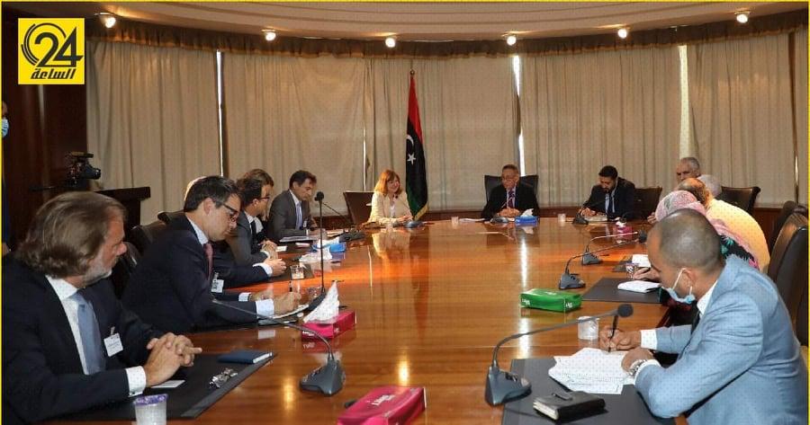 السفيرة الفرنسية: نرغب في تطوير قطاعات الطاقة والصحة والتعليم بليبيا