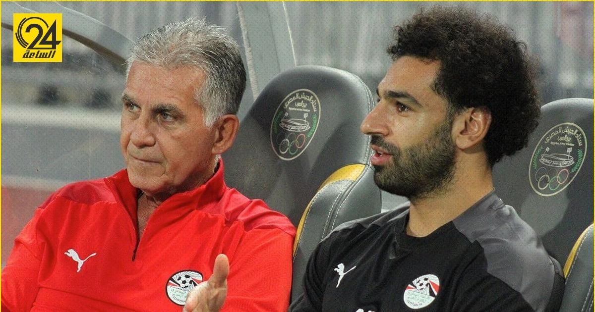الاتحاد المصري: انضمام محمد صلاح لمعسكر الفراعنة استعدادا لمواجهة ليبيا