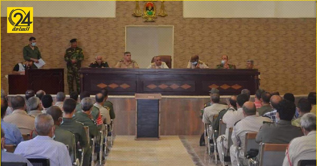 أسباب عدم كشف كامل بيانات منتسبي الجيش الوطني للحصول على مرتباتهم