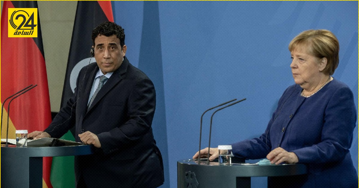 """ميركل: ليبيا """"ستظل أولوية بالنسبة لألمانيا"""" حتى بعد تغيير الحكومة في برلين"""