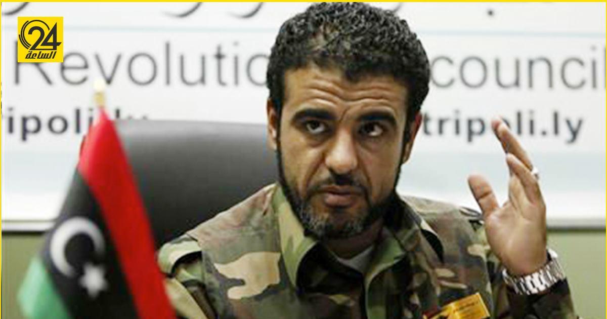عبد الله ناكر: نهنئ الليبيين بحصول حزبنا على تصريح العمل السياسي