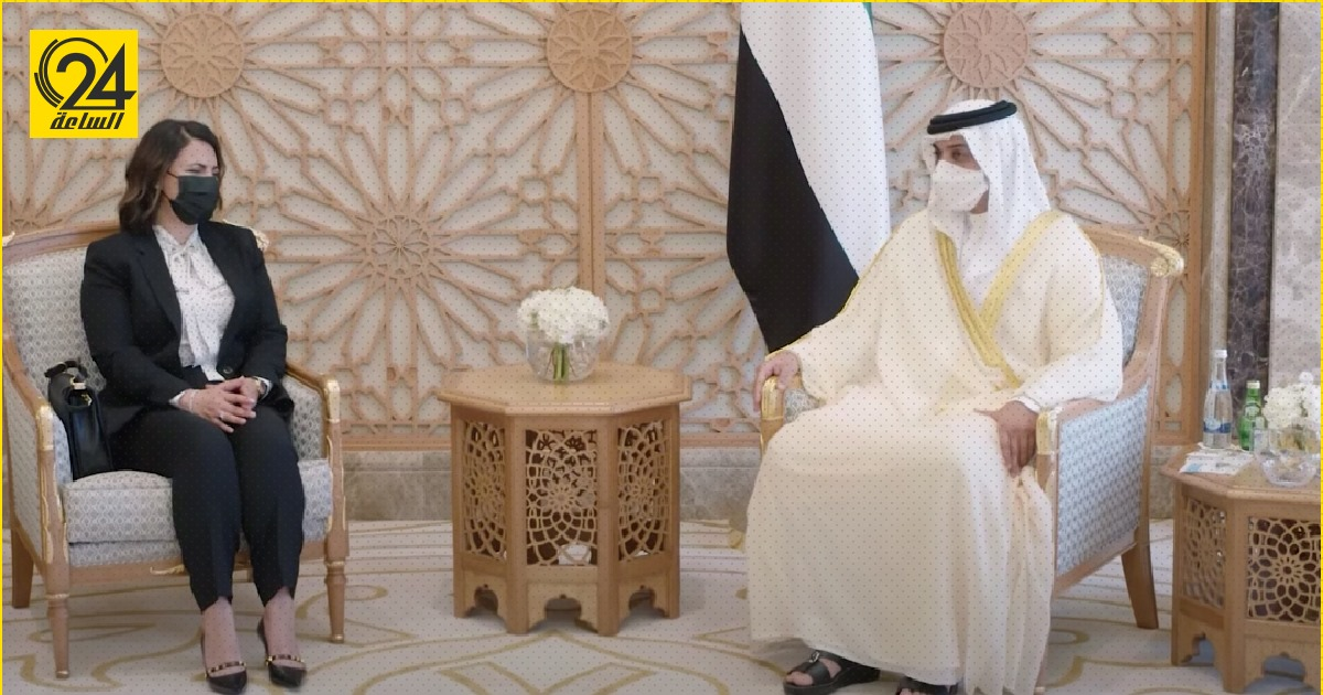 """نائب رئيس الحكومة الإماراتية: ندعم """"استقرار ليبيا"""" والجهود الساعية للسلام"""