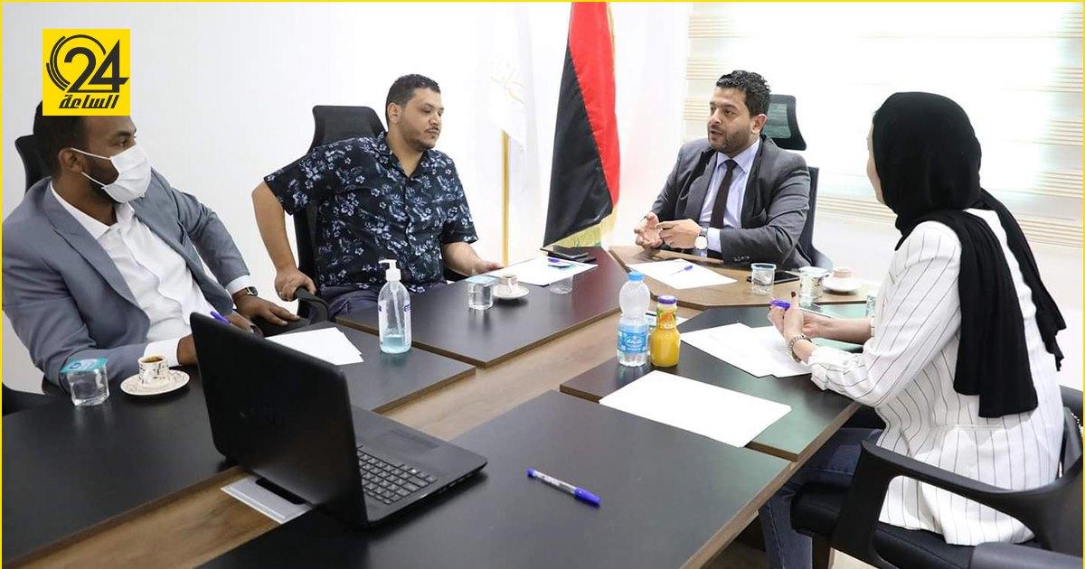 «تأسيسية برلمان الشباب الليبي» تعقد اجتماعها التشاوري السادس