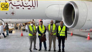 «المواصلات» تتابع في تونس صيانة «طائرة الإيرباص» المصابة في فجر ليبيا 2014