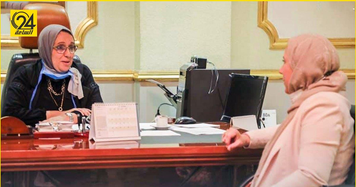 الصحة الليبية تبحث مع أكاديمية طبية مصرية تنفيذ برامج تدريبية للأطباء