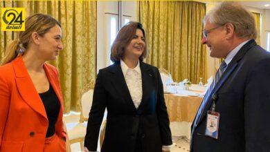 السفارة الأمريكية: مساعد وزير الخارجية وصلت طرابلس وملتزمون بدعم الانتخابات المقبلة