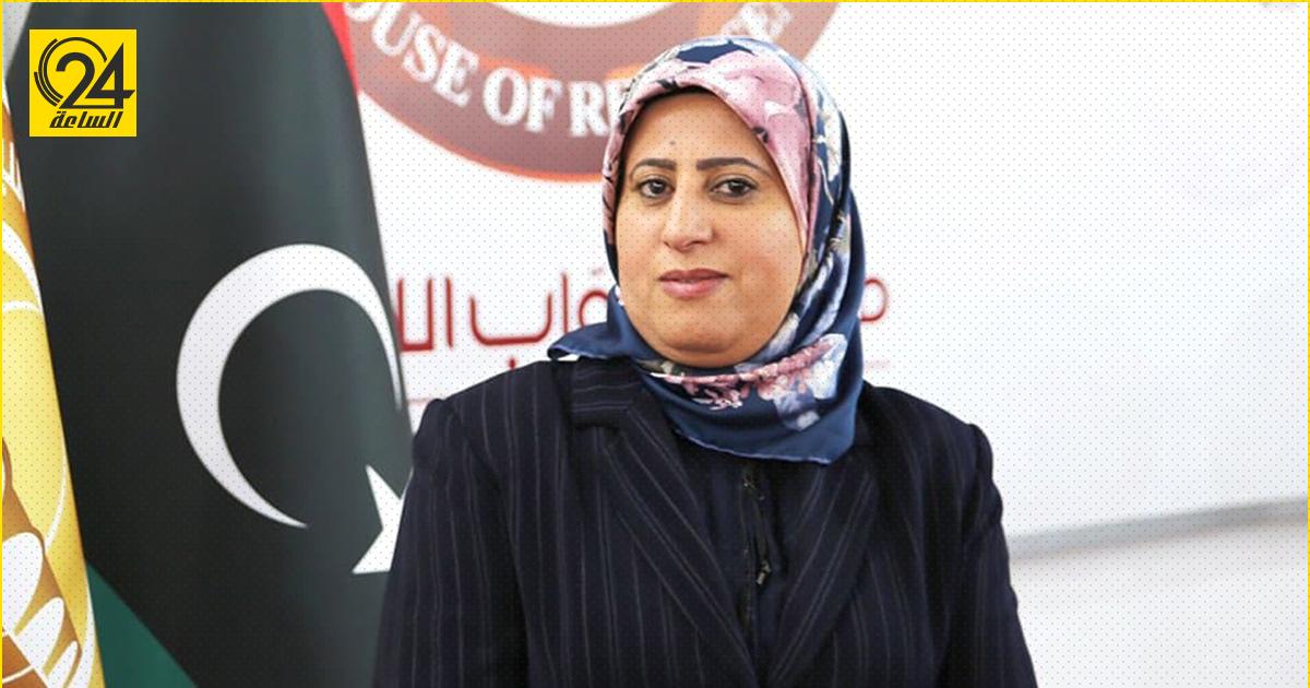 سلطنة المسماري: أطالب بتحصين قانون انتخاب رئيس الدولة الصادر عن البرلمان