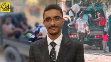 حمزة: حملة «قرقارش الأمنية» كانت عنيفة وانتهكت حقوق المهاجرين