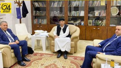 عقيلة صالح للسفير الجزائري: الانتخابات في موعدها وللشعب حق اختيار من يحكمه