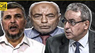 """""""التناصح"""" تقود حملة لتشويه القاهرة.. بعد المرحوم محمد مرسي مصر ضلت الطريق في التعامل مع ليبيا"""