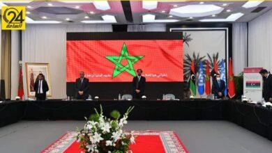 بيان | وفدا مجلس النواب والدولة بالمغرب: ندعو لإجراء الانتخابات وفق قوانين متوافق عليها