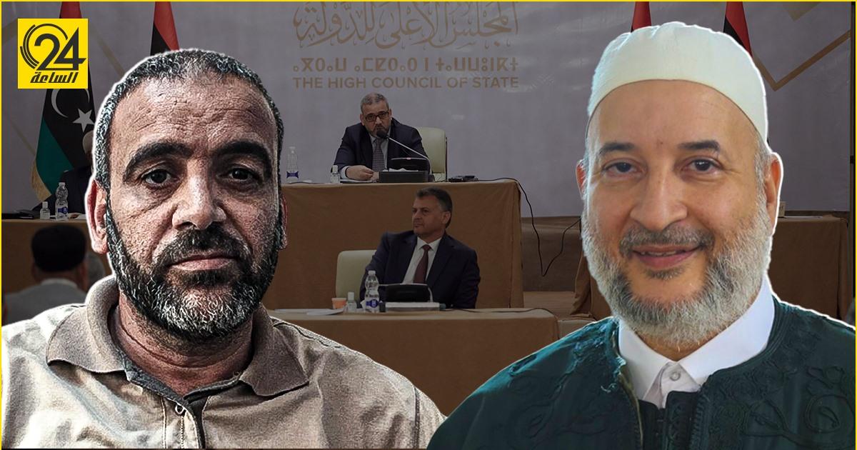 """مشيرب: """"المجلس الأعلى للعار"""" القابع بفندق المهاري سبب البلاء والشقاء"""