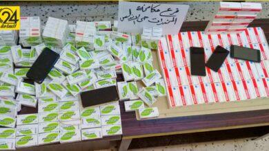 القبض على إمام وخطيب مسجد في تاجوراء يقوم ببيع المخدرات