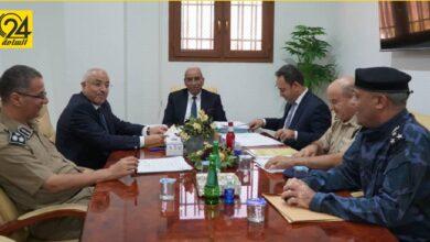 وزارة الداخلية تناقش التعاون المشترك مع تركيا