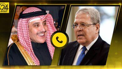 تونس والكويت تتفقان على دعم مسسار التسوية السياسية في ليبيا