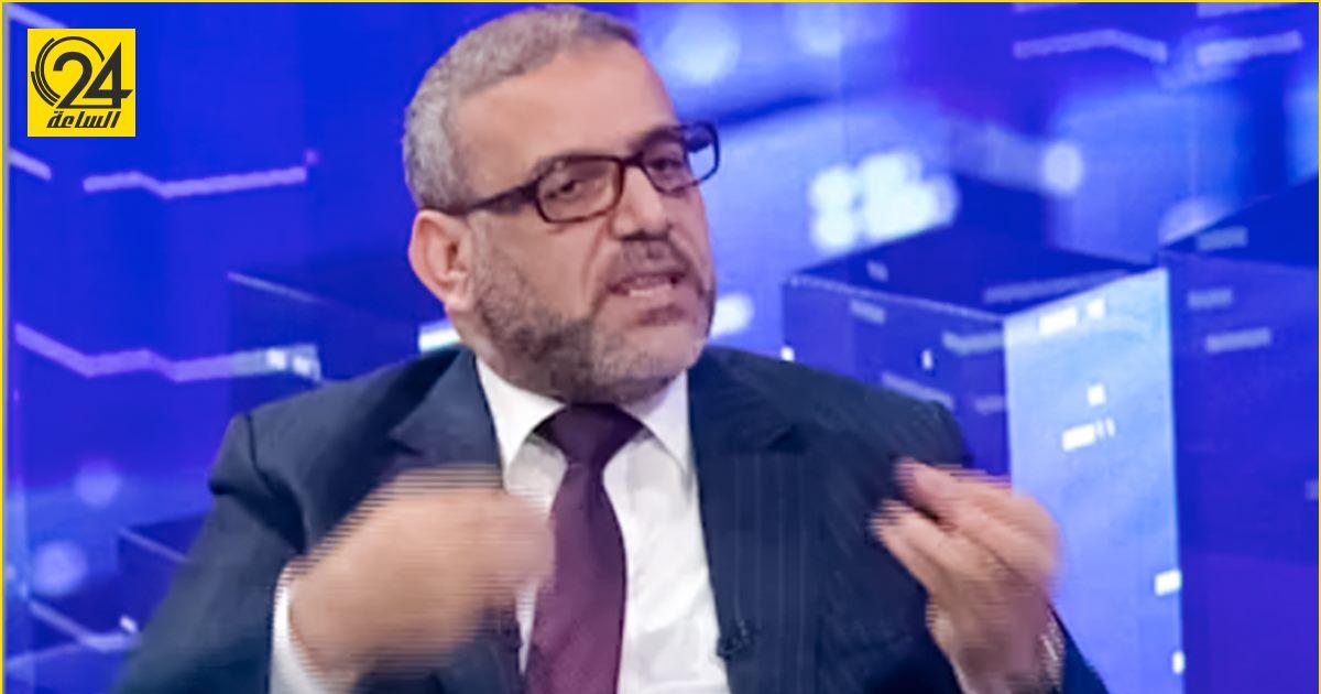 المشري: لا أحد يستطيع الوقوف ضد العسكر غير المجلس الأعلى وفي 24 ديسمبر يجب أن تكون انتخابات برلمانية