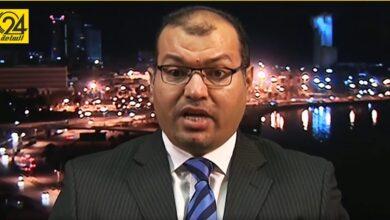 عبدالعزيز: لابد من إسقاط البرلمان.. وعقيله صالح لا يمكن أن يكون رجل دولة