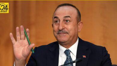 أوغلو: تركيا متواجدة في ليبيا لضمان استقرارها