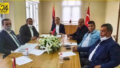 لجنة مراجعة ديون العلاج بالخارج تبحث آلية سداد مستحقات ليبيا لتركيا