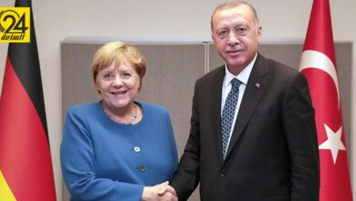 ليبيا محور مباحثات أنجيلا ميركل في تركيا غداً