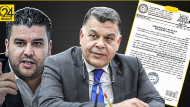 """وزير الداخلية لـ""""فرج قعيم"""": حديثك للإعلام بدون إذن مخالف للقانون"""
