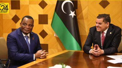 الدبيبة لـ«وفد الاتحاد الأفريقي»: نعول على دوركم في إنجاز المصالحة الوطنية