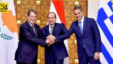 تركيا تندد ببيان مصر وقبرص اليونان الداعي لإخراج المرتزقة من ليبيا