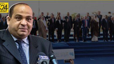 """الصغير: غياب """"الرئاسي"""" عن مؤتمر """"استقرار ليبيا"""" دليل وجود خلاف مع الحكومة"""