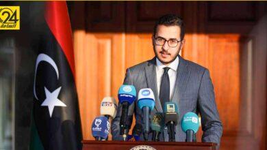"""حمودة: مؤتمر """"استقرار ليبيا"""" من أفكار """"الدبيبة والمنقوش"""" ونجح في أهدافه المعنوية والسياسية"""