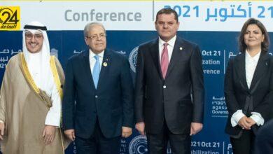 الجرندي: مؤتمر ليبيا مهم لدعم الاستحقاقات السياسية المقبلة