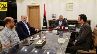 القطراني لـ«الدبيبة»: مطالبنا واضحة ولا تحتاج إلى تشكيل لجان لزيارة الإقليم