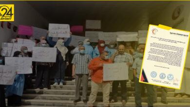 النقابات الطبية: لن نوقف إضرابنا العام بدءًا من 7 نوفمبر حتى الاستجابة لمطالبنا